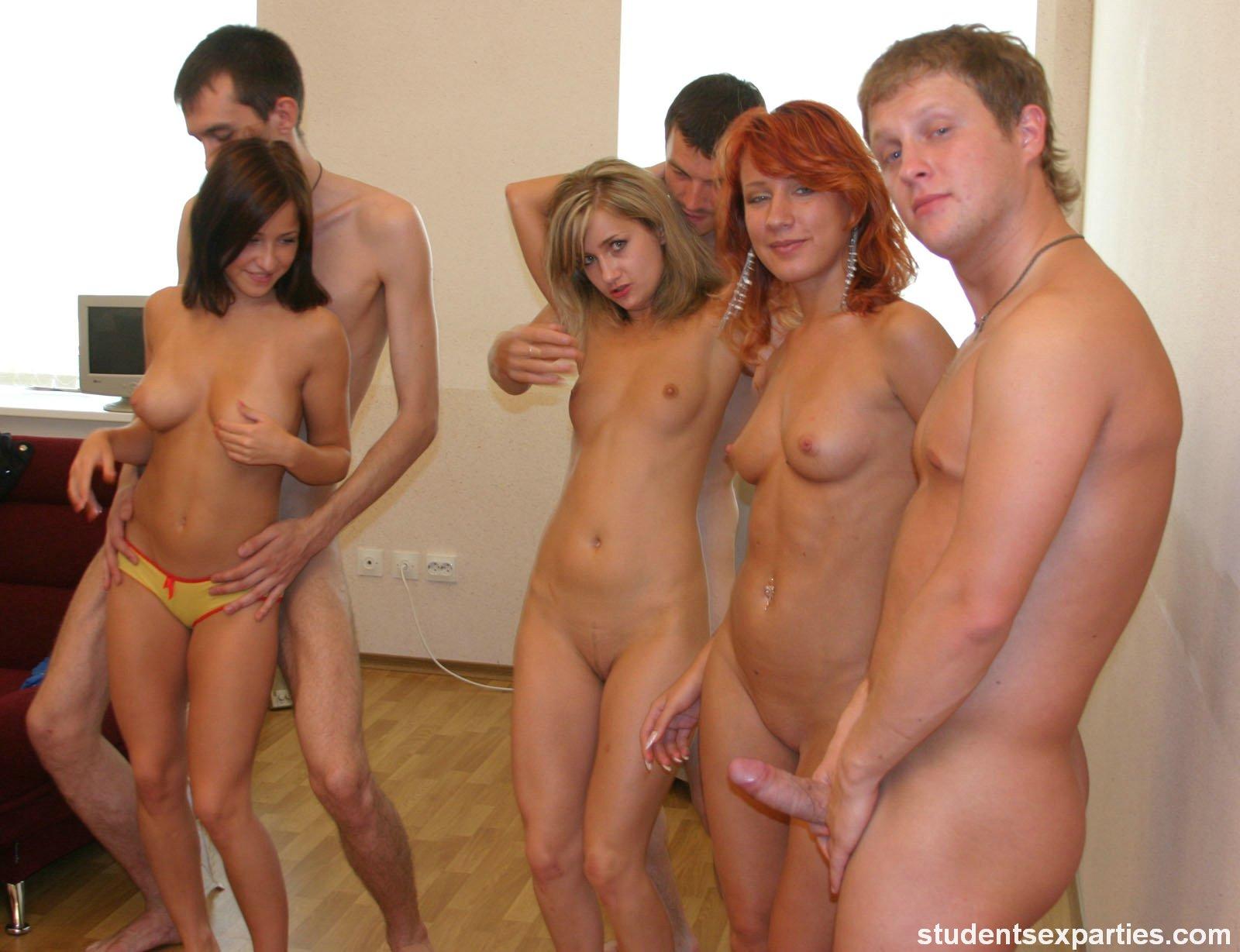 Gorące nastolatki nago