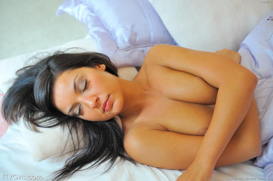 Lesbijki spać seks porno