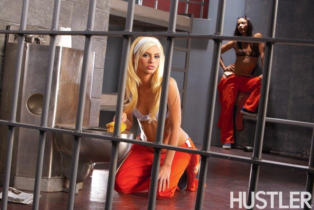 Więzienie porno