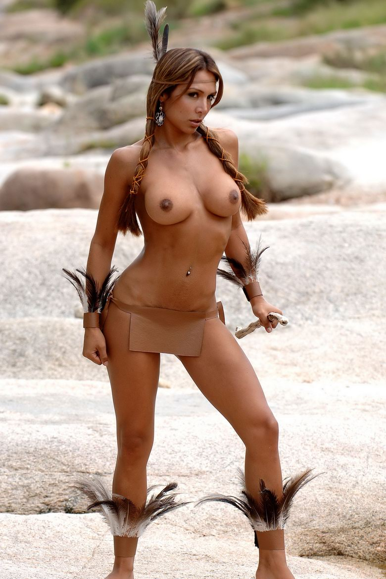 pictures of american indian girls nude