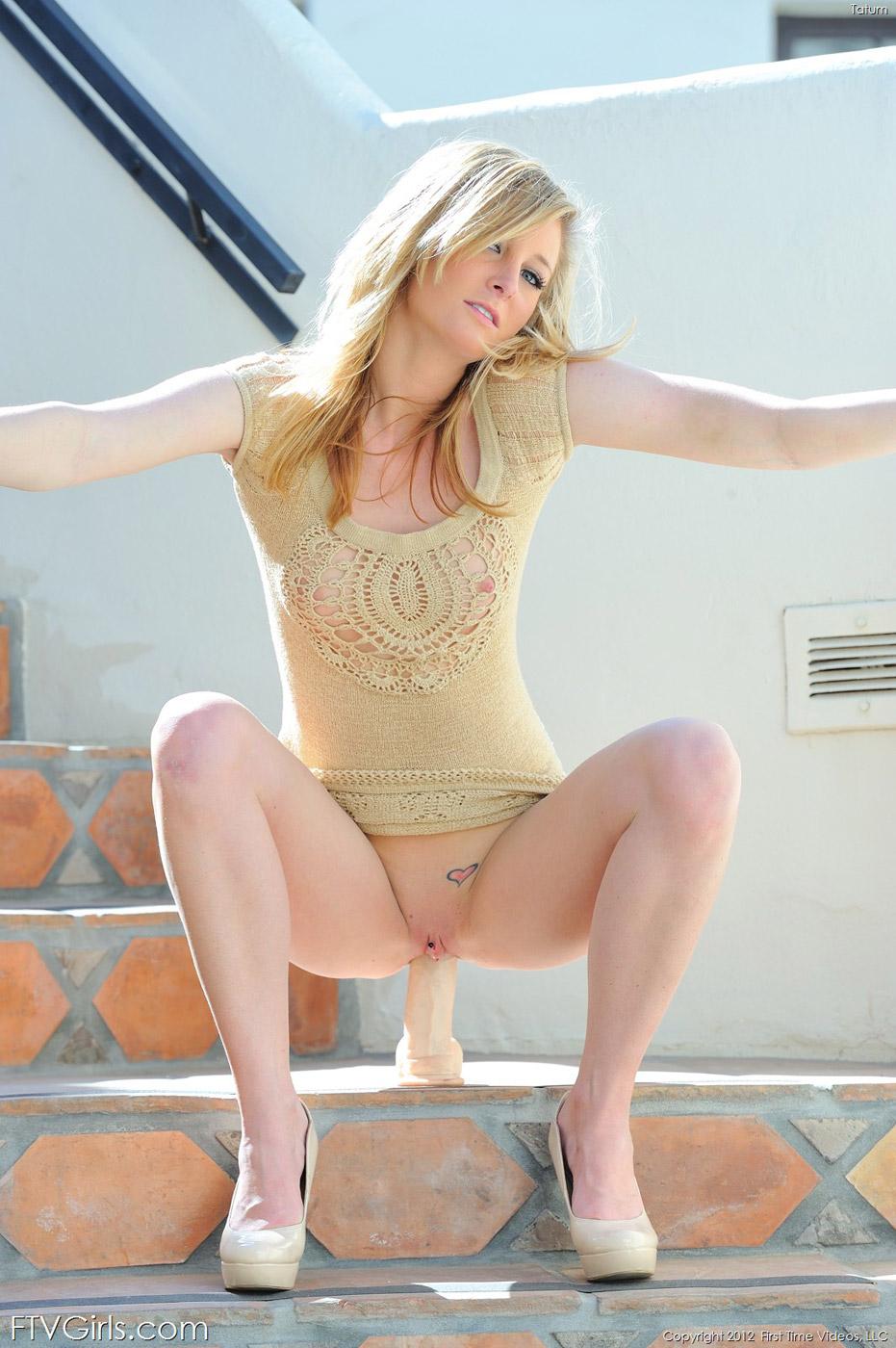 05 68 - Słodka blondi
